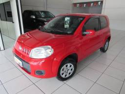 FIAT UNO 2011/2012 1.0 EVO VIVACE 8V FLEX 2P MANUAL - 2012