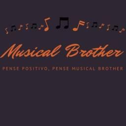 Conserta-se amplificadores, pedais, pedaleira, microfone NA Musical Brother