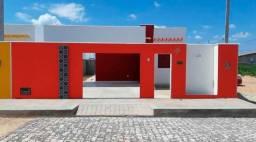 Vende-se, Excelente casa 02 quartos no Alto do Sumaré, Mossoró/RN