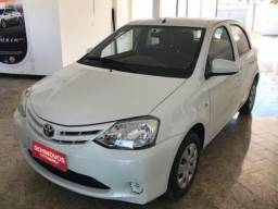 TOYOTA ETIOS 1.3 X 16V FLEX 4P MANUAL. - 2015