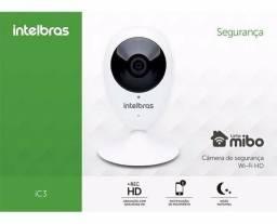 Camera intelbras mibo ic3