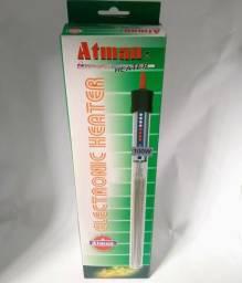 Aquecedor termostato AtmanComprimento:25cm.
