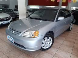 Civic LX 1.7 - 2003/03 - 2003
