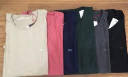 Camisetas Basicas TNG