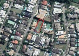 Terreno à venda, 1200 m² por R$ 3.600.000 - Tamboré - Santana de Parnaíba/SP