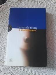 """Livro """"O Efeito Urano"""" (Fernanda Young)"""