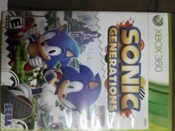 Sonic generations (playable in 3D) comprar usado  São Paulo