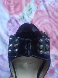 Sapato de salto (usado)