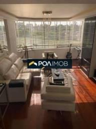 Cobertura com 3 dormitórios para alugar, 191 m² por R$ 3.500,00/mês - Jardim Itu Sabará -