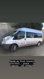 Ford transit 350L CIRILO 12/12. 16 lugares