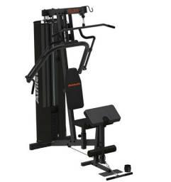 Estação de Musculação Athletic Power com 45 Exercícios