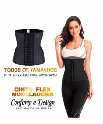 Cinta Modeladora Feminina Flex Premium