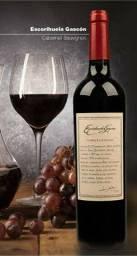 Vinho Argentino Escorihuela Gascón Cabernet Sauvignon, Shiraz ou Cabernet Franc