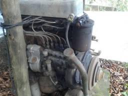 Motor Caminhão Mercedes 1111 - Funcionando