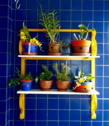 Jardineira Bom Cultivo. Cod. P006