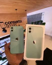 Bh- iphone 11 64gb verde