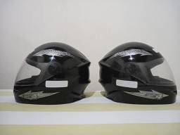 Vendo 2 capacetes Pro Tork.