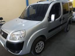 Fiat doblo 2011 1.6 completo com gnv 7 lugares