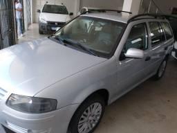 VW Parati G4 1.6 Prata completa 2012 linda!