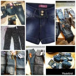 Jeans infantil menino e menina no ATACADO