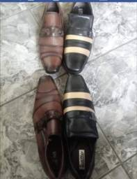 Sapatos social novos