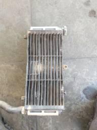 Radiador de água da Hornet  2005 até 2007