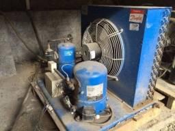 Motor de  camara fria