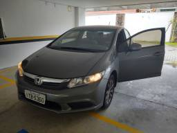 New Civic LXS 2012