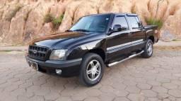 GM S10 2.8 Executive 4X4 Diesel Preta Completo