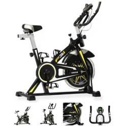 Bicicleta Spinning kikos F3i Pro Com Entrega e Montagem Grátis