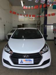 Hyundai / hb20 1.0 hatch comfor 2017 completo