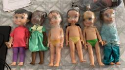 Boneca Disney Animators