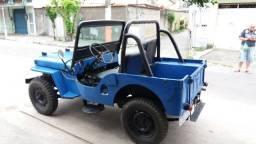 Jeep cj2a 1951