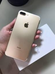 iPhone 7plus 128gb original na caixa