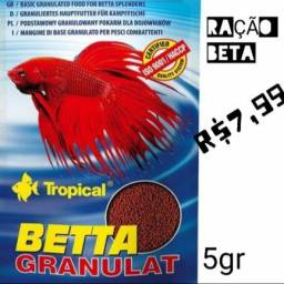 Raçao para betas