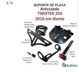 Título do anúncio: Eliminador cb Twister