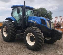 New Holland T7.205 4x4<br><br>