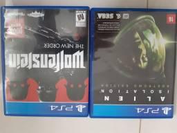 Jogos PS4 R$50 cada