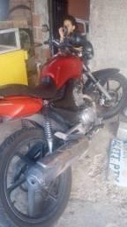 Moto fan 150 mix