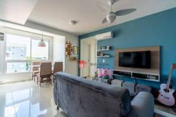 Apartamento com 2 dormitórios, 1 vaga à venda, 48 m² por R$ 170.000 - Estância Velha - Can