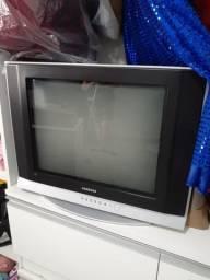 Tv Samsung 21 Tubo Tela Plana