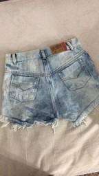 Título do anúncio: short jeans