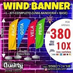 Título do anúncio: Wind Banner