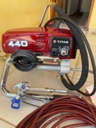 titan 440 airless sprayer