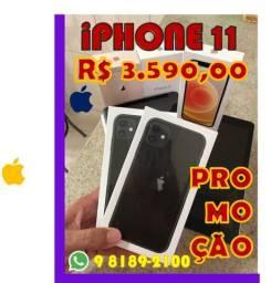 Título do anúncio: iPhone 11 64gb - Menor taxa - Compre hoje e levamos até você - Até 12x de R$ 324,90