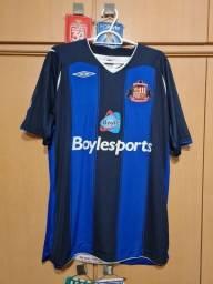 Título do anúncio: Camisa Sunderland - Tamanho G