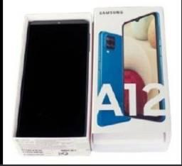 Samsung A12/ 64 memória /4Ram 10Xcartao