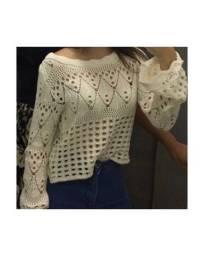 Título do anúncio: blusa trico