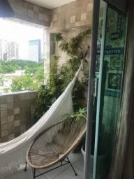 T.F. Apartamento com 3 quartos uma suíte no Miramar.