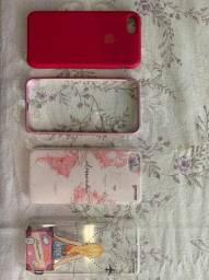 4 capinhas para iPhone 7